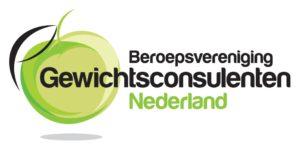 Logo BGN Beroepsvereniging Gewichtsconsulenten