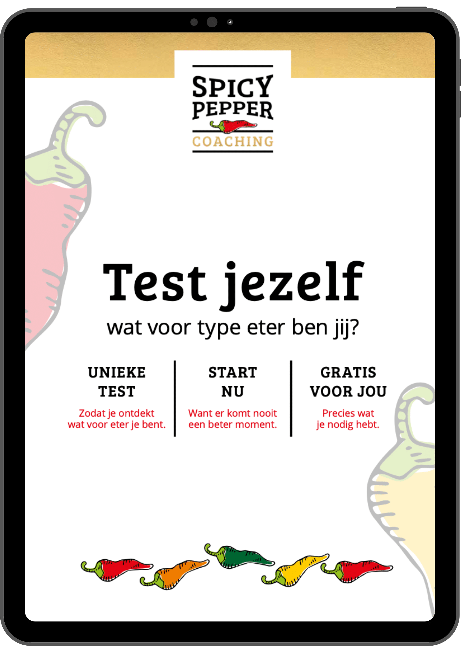 Gratis download test welk type eter ben jij eetbuien