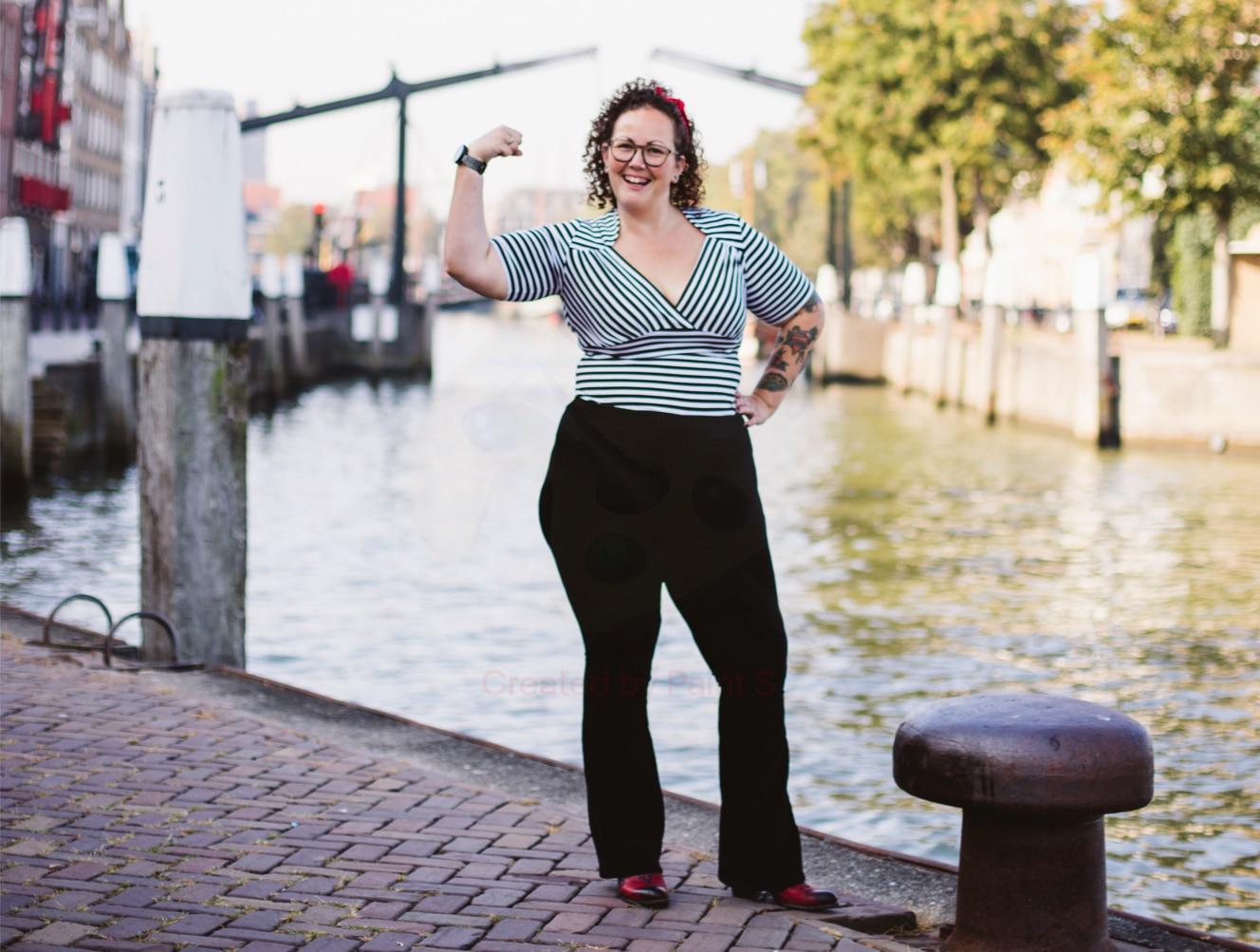 Dordrecht haven brug sport bewegen eetbuien